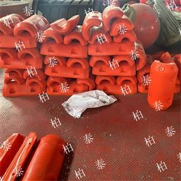 FT500*800管道抬浮水面拦污两用塑料浮筒