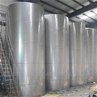 低价转让二手60吨乳品发酵罐