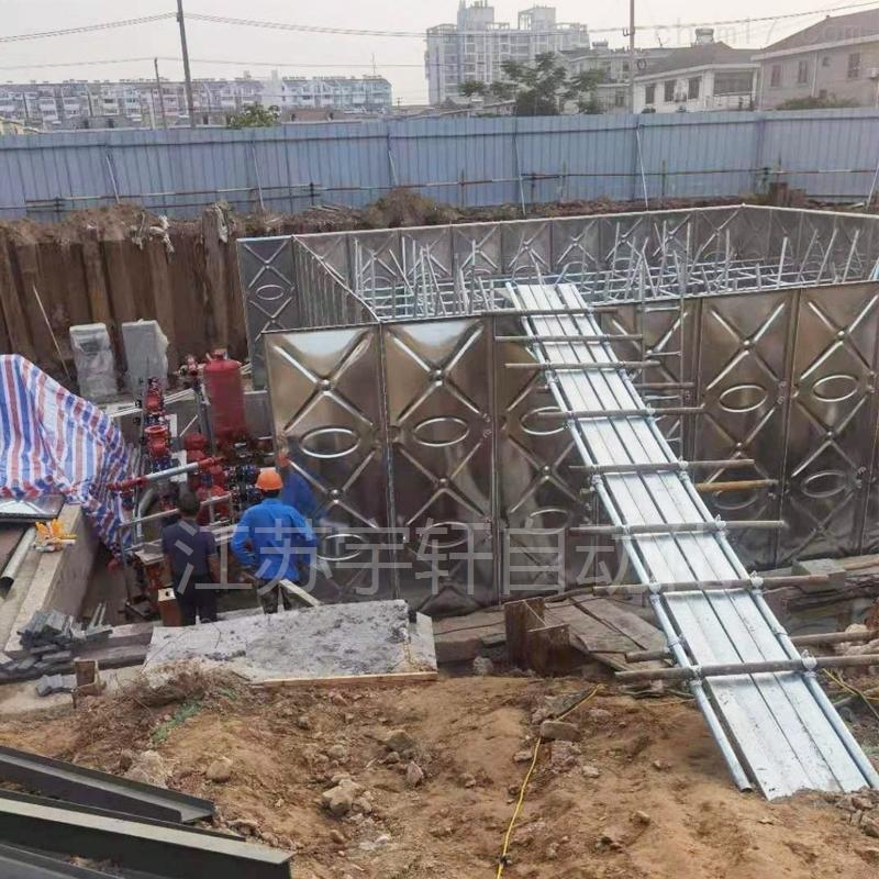 石家庄抗浮地埋消防箱泵一体化厂家