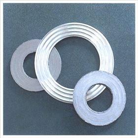 金属包覆垫 钢包垫片  O型密封垫*