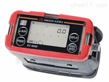 SC-8000型日本理研 便携式有毒气体检测仪SC-8000