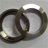 304不锈钢内外环缠绕垫片 金属齿形垫片