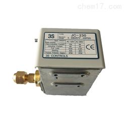 3S CONTROLS3S差压控制器JC-230压力调节方法