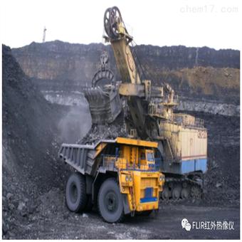 NEW-HTP24红外热成像煤炭系统温度监测解决方案