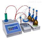 容量法卡尔费休水分测定仪