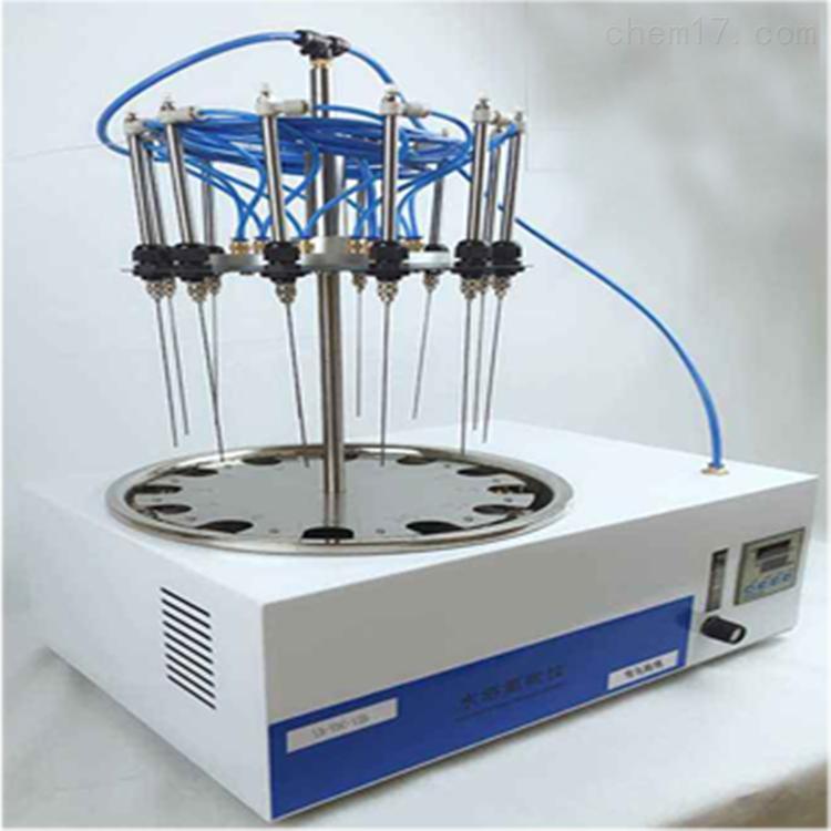 <strong>LB-YDC-12D圆形电动升降水浴氮吹仪</strong>.png