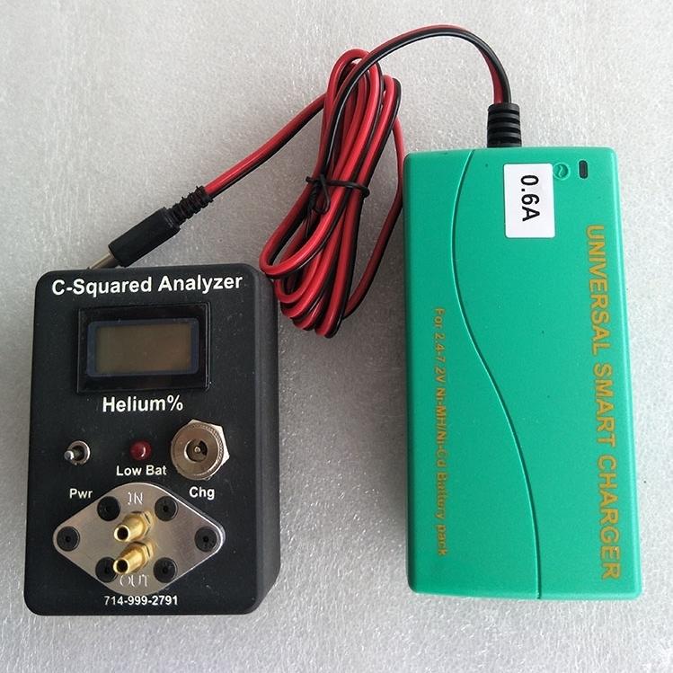 便携式氦气纯度检测仪 库号:M128382