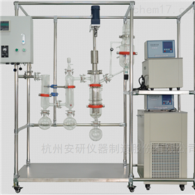 AYAN-B150薄膜蒸发器蒸发面积0.25m²薄膜过滤系统