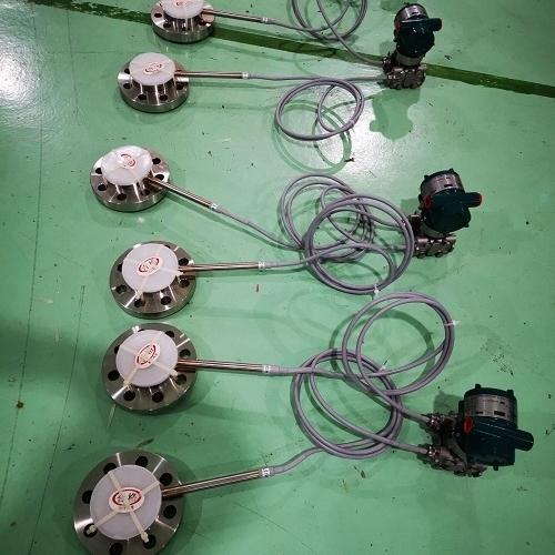 横河EJA118W隔膜密封式高精度差压变送器