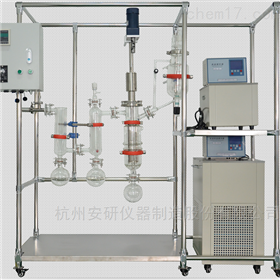 AYAN-B250薄膜蒸发器厂家可脱臭过滤系统