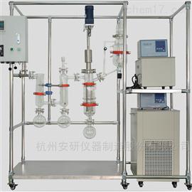 不锈钢薄膜蒸发器液液分离萃取AYAN-B80