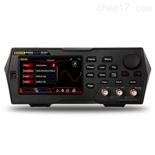 DG900系列函数/任意波形发生器