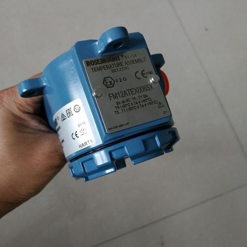 罗斯蒙特648无线温度变送器供应