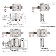 三丰进口152系列用于XY工作台测微头