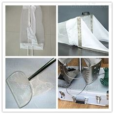 踢网索伯网D型抄网带网夹泥器浮游动植物