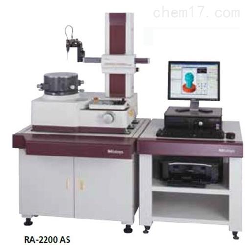 日本三丰211系列圆度圆柱度形状测量仪
