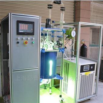 YC-GHX-10L化学反应釜10L制药光催化反应器
