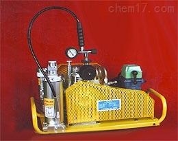 消防空气呼吸器充气机  厂家