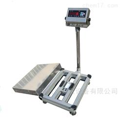TCS-KL-A食品厂150kg防腐蚀台秤 300KG不锈钢台秤