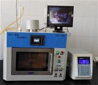 CW-1000电脑微波超声波组合催化合成主要特点