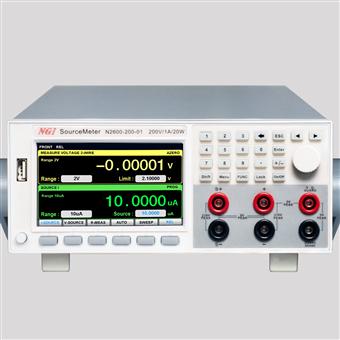 N2600系列高精密数字源表(SMU)
