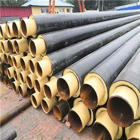 天津老旧城区给排水管网改造聚氨酯保温管