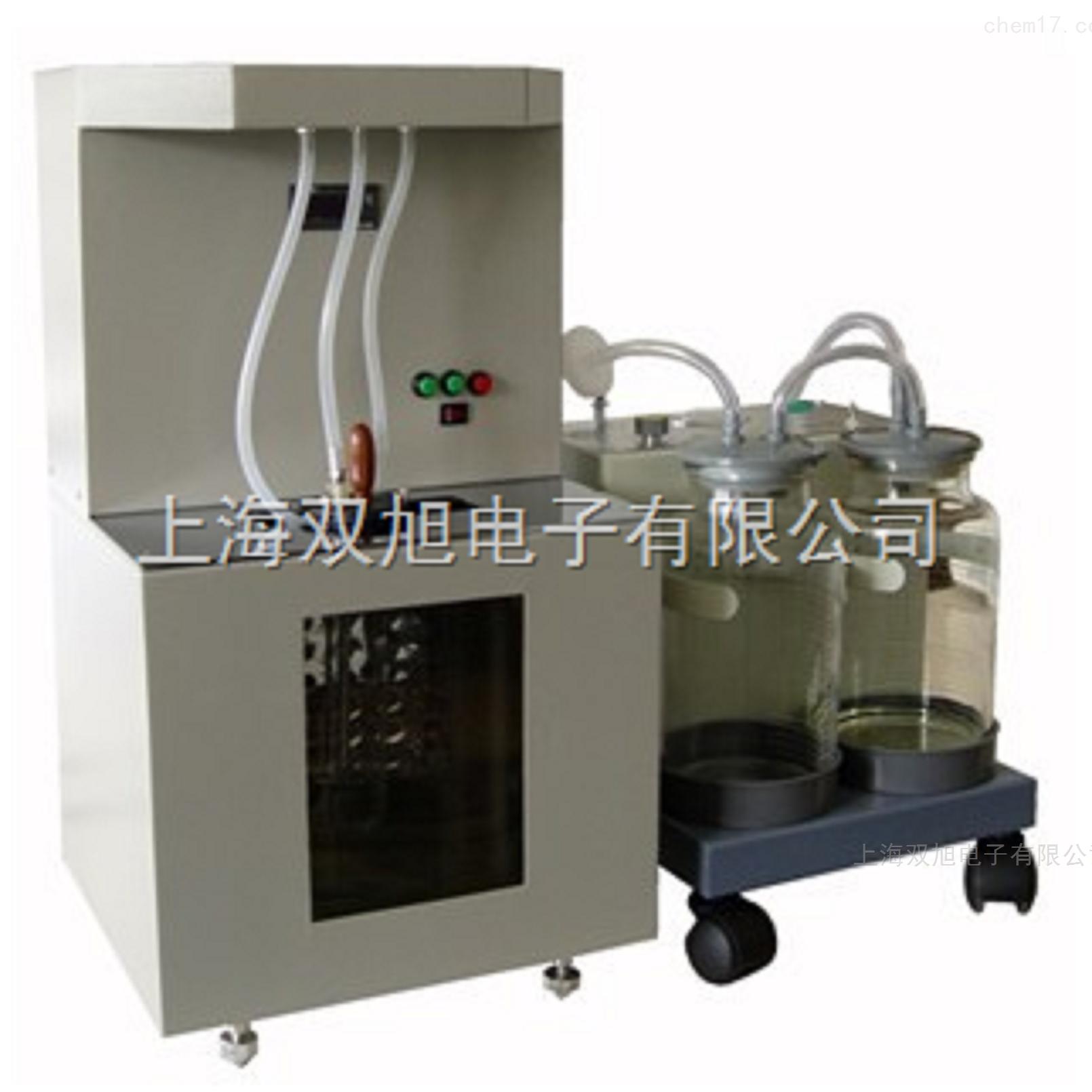 SYD265-3 自动毛细管粘度计清洗器