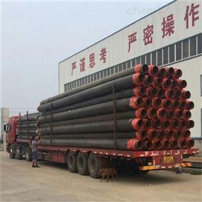 东丽区地下供热管网聚氨酯保温管
