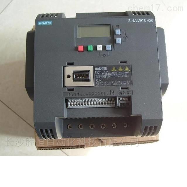 西门子变频器的功率模块6SL3210-1PH22-7AL0