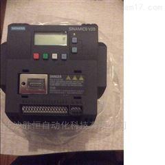 西门子变频器6SL3210-1KE21-7AF1功率7.5kW