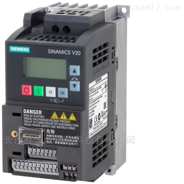 西门子G120变频器6SL3210-1PH32-1CL0