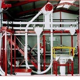 管链输送机结构