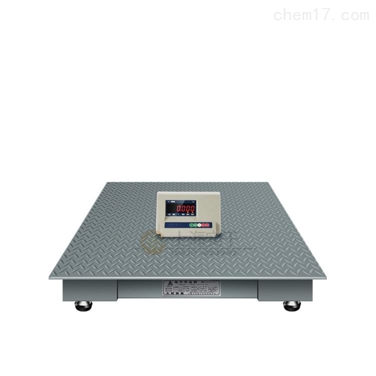 单层有框小地磅,地磅2吨多少钱,5吨移动地磅
