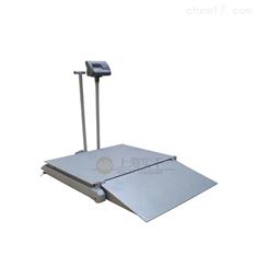 2T标准电子地磅,2T单层小地磅