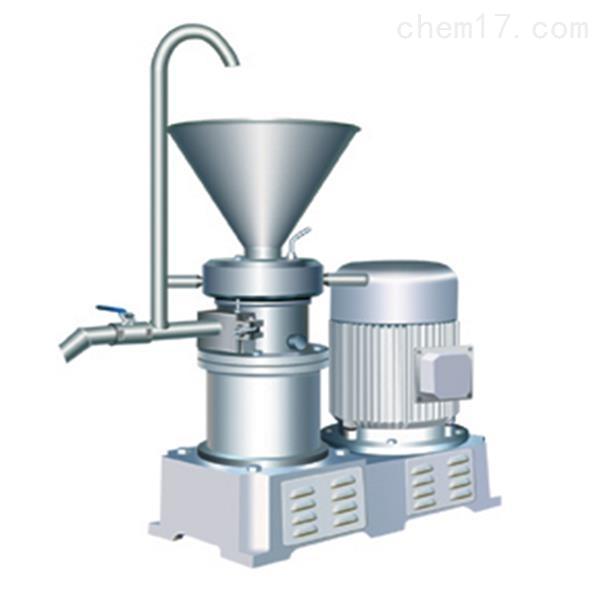 山东龙兴食品级胶体磨各种型号机械设备