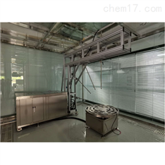 敞开式高温高压喷水试验装置