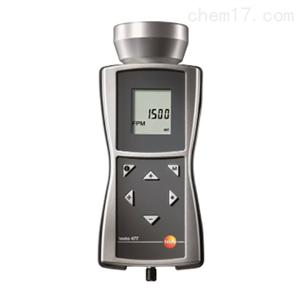 德国testo 477 LED手持式频闪仪