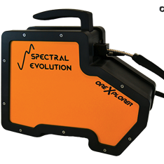 OreX 系列矿物分析光谱仪