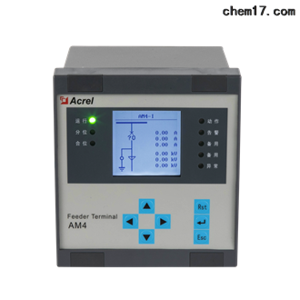 AM4-I微机继电保护校验仪485通讯