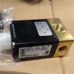 0287 类型Burkert适合新介质可串接电磁阀