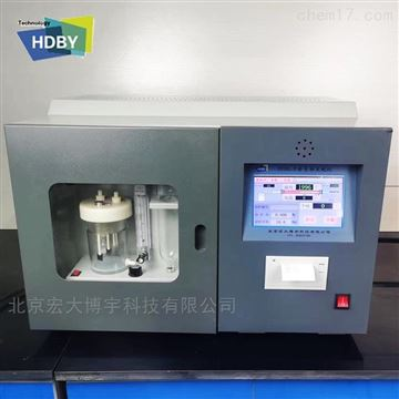 BYDL-3嵌入式测硫仪▁全自动定硫仪*煤炭化验设备