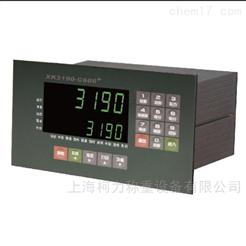 XK3190-C606+数字式称重显示器