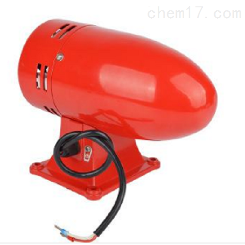 SX-SV大分贝小型电动报警器