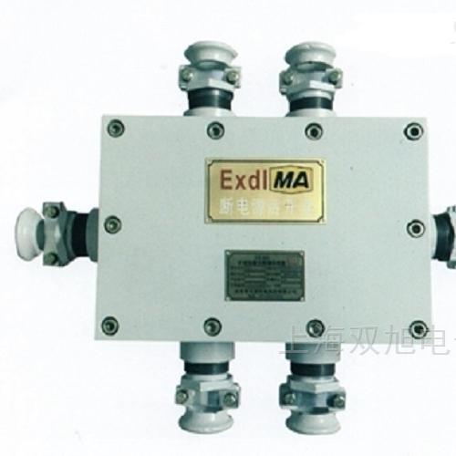 BHD1-40/660-6G矿用隔爆型低压电缆接线盒