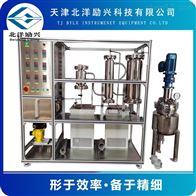 bylx-1天津北洋勵興實驗室精餾塔,填料塔實驗裝置