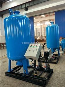 智能PLC全程定压补水排气机组