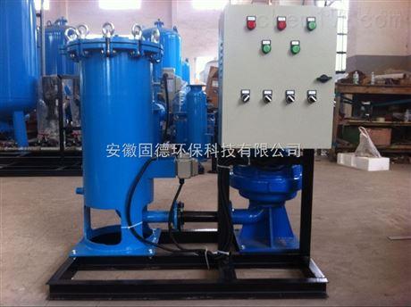 压差机械控制冷凝器在线胶球清洗装置