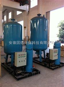 定压补水排气装置有效扬程计算