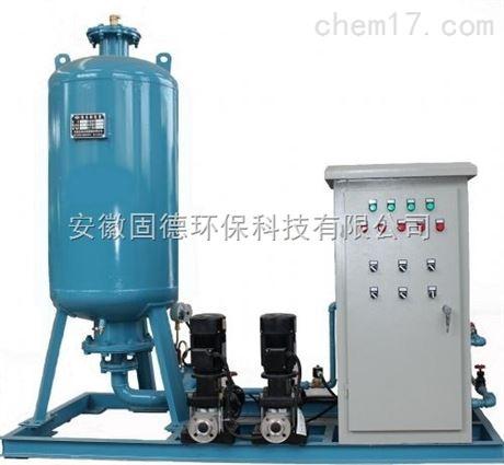 定压补水装置价格 厂家 型号