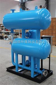 SZP疏水加压器产品用途
